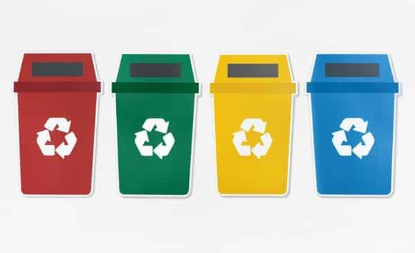 Reciclagem de resíduos sólidos no Brasil